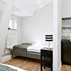 Отель Avenue A1 Улучшенные апартаменты с различными типами кроватей фото 14