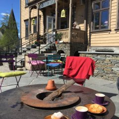 Отель Park Vossevangen питание фото 3