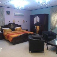 Conference Hotel & Suites Ijebu 4* Улучшенная вилла с различными типами кроватей фото 9
