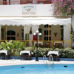 Отель The Three Corners Triton Empire Inn Египет, Хургада - 2 отзыва об отеле, цены и фото номеров - забронировать отель The Three Corners Triton Empire Inn онлайн бассейн фото 2