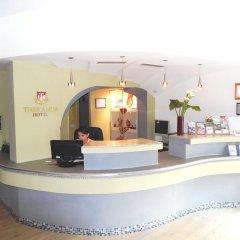 Отель Theranda Албания, Тирана - отзывы, цены и фото номеров - забронировать отель Theranda онлайн интерьер отеля фото 3