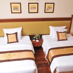 Grand Hotel Saigon 5* Номер Делюкс с различными типами кроватей фото 4