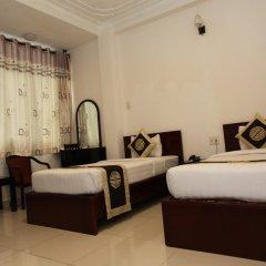 N.Y Kim Phuong Hotel 2* Улучшенный номер с 2 отдельными кроватями фото 5