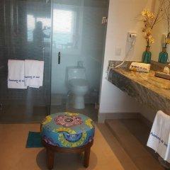 Отель Playa Conchas Chinas 3* Номер Делюкс фото 5