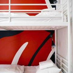 Stockholm Hostel Стандартный номер с 2 отдельными кроватями (общая ванная комната) фото 5