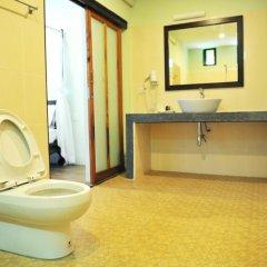 Отель Koh Tao Beach Club 3* Номер Делюкс с различными типами кроватей фото 15