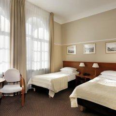 Отель Dom Muzyka 3* Стандартный номер с различными типами кроватей фото 5