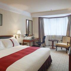 Отель Holiday Inn Macau 4* Стандартный номер с различными типами кроватей фото 3