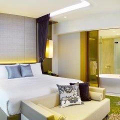 Отель Parkroyal On Beach Road 5* Улучшенный номер фото 6