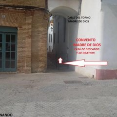 Отель Convento Madre de Dios de Carmona парковка