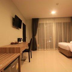 Отель Di Pantai Boutique Beach Resort 4* Стандартный номер с разными типами кроватей фото 3