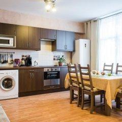 Апартаменты на Егорова Апартаменты с различными типами кроватей фото 14