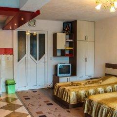 Отель Orchideia Studios Болгария, Сандански - отзывы, цены и фото номеров - забронировать отель Orchideia Studios онлайн комната для гостей фото 5