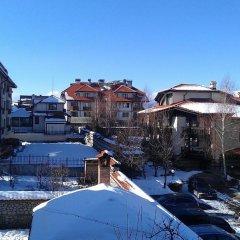 Отель Eagles Nest Aparthotel Болгария, Банско - отзывы, цены и фото номеров - забронировать отель Eagles Nest Aparthotel онлайн приотельная территория