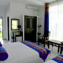 Отель Villa Baywatch Rumassala 3* Стандартный номер с различными типами кроватей фото 6