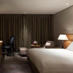 Lotte City Hotel Jeju 4* Стандартный номер с различными типами кроватей фото 6