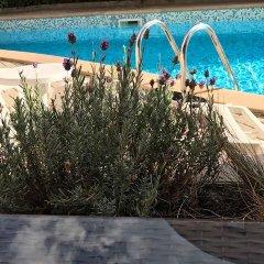 Отель Studio Rose Болгария, Свети Влас - отзывы, цены и фото номеров - забронировать отель Studio Rose онлайн бассейн фото 2