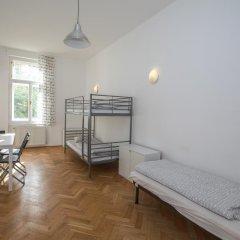 Отель Jump In Hostel Чехия, Прага - 2 отзыва об отеле, цены и фото номеров - забронировать отель Jump In Hostel онлайн комната для гостей фото 5