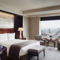 Отель The Ritz Carlton Tokyo 5* Номер Делюкс фото 5