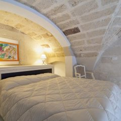 Отель Dimora dei Baroni Лечче комната для гостей фото 5