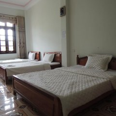 Hong Nhung Hotel комната для гостей фото 5