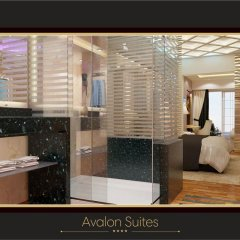 Avalon Hotel ванная фото 2