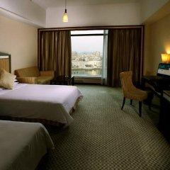 Gehao Holiday Hotel 4* Улучшенный номер с разными типами кроватей