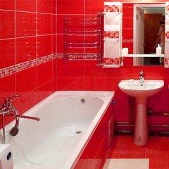 Гостиница Leda Flats Kooperatyvna ванная
