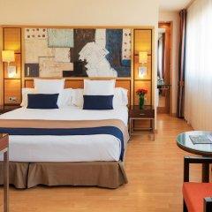 Отель H10 Marina Barcelona 4* Стандартный номер с двуспальной кроватью фото 2
