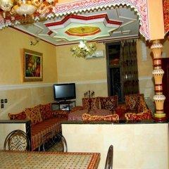 Отель Residence Miramare Marrakech 2* Стандартный номер с различными типами кроватей фото 35