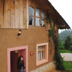 Отель Cabañas y Suites Sergia Torres 3* Семейный люкс с двуспальной кроватью фото 4