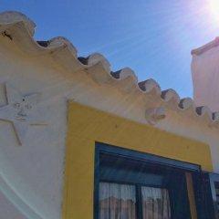 Отель Casas da Lagoa балкон