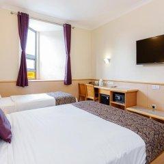 Eurotraveller Hotel Premier Tower Bridge 3* Стандартный номер с различными типами кроватей