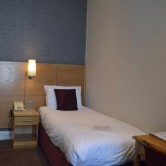 Best Western Kings Manor Hotel 3* Стандартный номер с различными типами кроватей фото 5