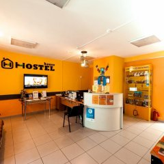 NOMADS hostel & apartments Кровать в общем номере с двухъярусной кроватью фото 10