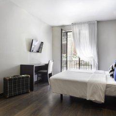 Отель Acta BCN 40 2* Стандартный номер с различными типами кроватей
