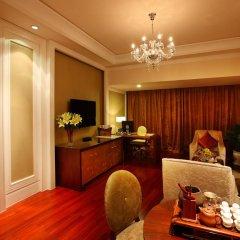 Shan Dong Hotel 4* Улучшенный люкс с различными типами кроватей фото 10