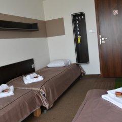 Отель Młoda Europa комната для гостей