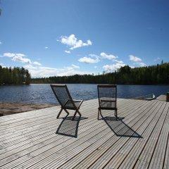 Отель Villa Rajala Финляндия, Иматра - 1 отзыв об отеле, цены и фото номеров - забронировать отель Villa Rajala онлайн приотельная территория