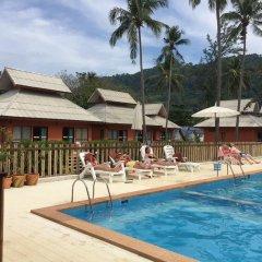 Отель Lanta Cottage Улучшенный номер фото 2