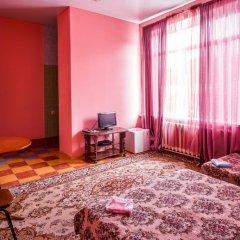 Гостиничный комплекс Жар-Птица Улучшенный номер с различными типами кроватей фото 15