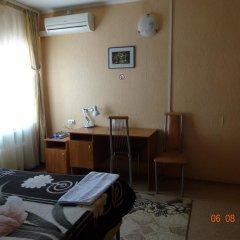 Гостиница в Тамбове Номер категории Эконом с двуспальной кроватью фото 4