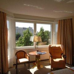 Отель Hilton Helsinki Strand 4* Стандартный номер с 2 отдельными кроватями фото 11