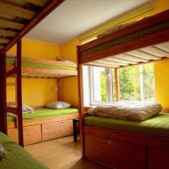 Hostel Mamas&Papas Кровать в общем номере с двухъярусной кроватью фото 5