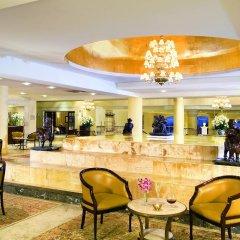 Отель Secrets Capri Riviera Cancun интерьер отеля