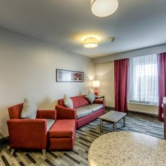Отель Staybridge Suites University Area Osu 3* Люкс с различными типами кроватей фото 12