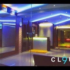 Отель Cloud Nine Lodge Бангкок спа