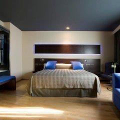 Отель NH Madrid Las Tablas 4* Стандартный номер с различными типами кроватей фото 4