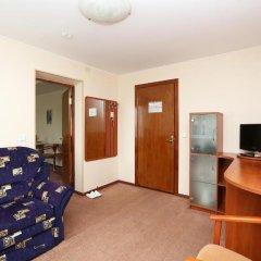 Гостиница Спутник 3* Улучшенный номер с различными типами кроватей фото 13
