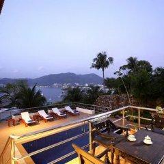 Отель Villa Baan Thap Thim балкон